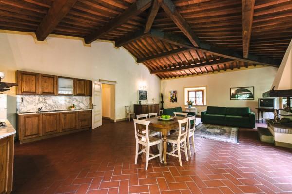 zona cucina tuscania
